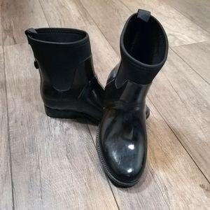 Michael Michael Kors Short Rubber Rain Boots